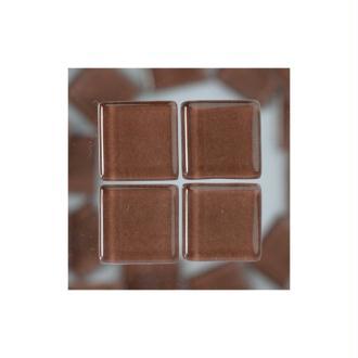 Mosaiques Cailloux en verre, 1,5 cm x 1,5 cm, 200 g