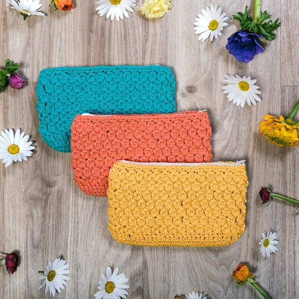 Fil DMC coton recyclé Nova Vita 4 - Macramé, Crochet, Tricot - 250 g - Photo n°2