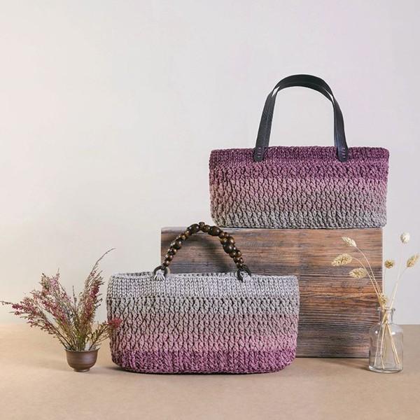 Fil DMC coton recyclé Nova Vita 4 - Macramé, Crochet, Tricot - 250 g - Photo n°3