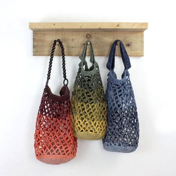 Fil DMC coton recyclé Nova Vita 4 - Macramé, Crochet, Tricot - 250 g - Photo n°4