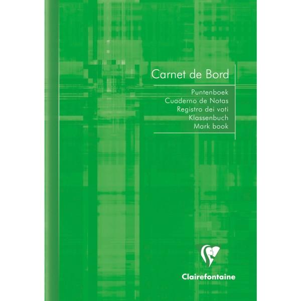 Carnet de bord pour enseignant, A5, 64 pages - Couleur aléatoire - Photo n°1