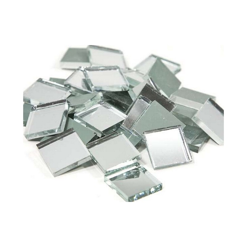 miroir mosaique carr 20 x 20 mm p 3 mm lot d 39 env 65