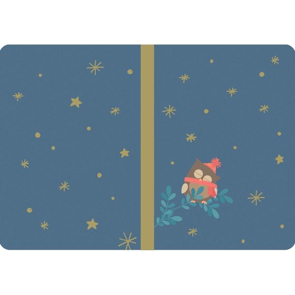 Carnets de notes - Beary Christmas - 14,7 x 10,8 cm - 3 pcs - Photo n°2