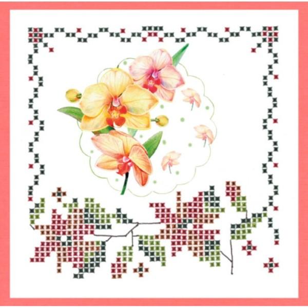 Kit Sparkles Set 53 - Fleurs exotiques - Photo n°3