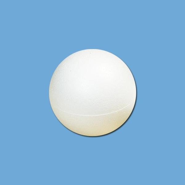 Boule polystyrène 3 cm - Photo n°1