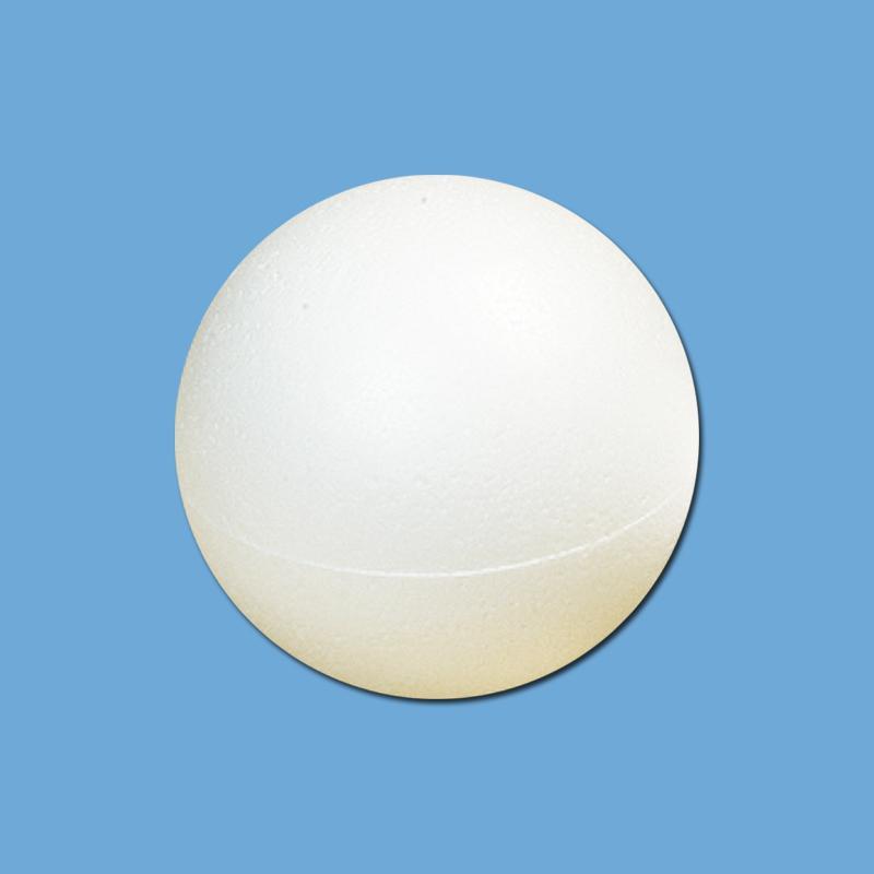 Boule polystyr ne ignifug 5 cm boules polystyr ne creavea - Boule de polystyrene ...