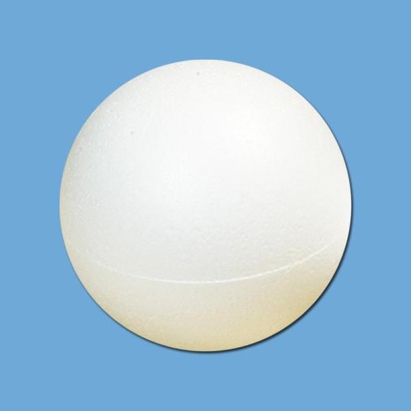 Boule polystyrène 7 cm - Photo n°1