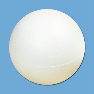 Boule polystyrène ignifugé 8 cm