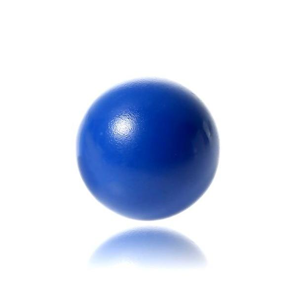 S1176251 PAX 1 Perle Sonore 18mm BLEU ROYALE pour Creation Bola de Grossesse - Photo n°1