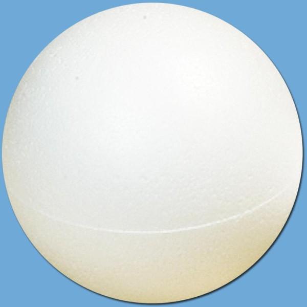 Boule polystyrène 12 cm - Photo n°1