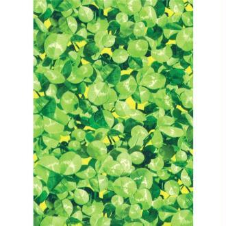 Décopatch Jaune Vert 404 - 1 feuille