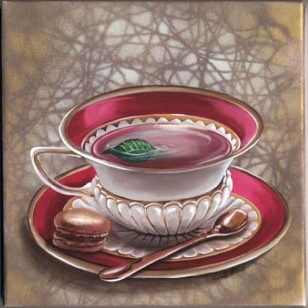 Image 3D - gk3030025 - 30x30 - tasse de thé - Photo n°1
