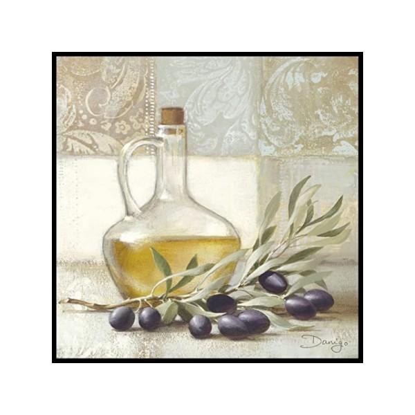 Image 3D - FP99222 - 30x30 - Olives N°1 - Photo n°1