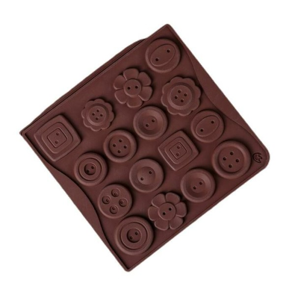 Moule en Silicone pour glace et chocolat
