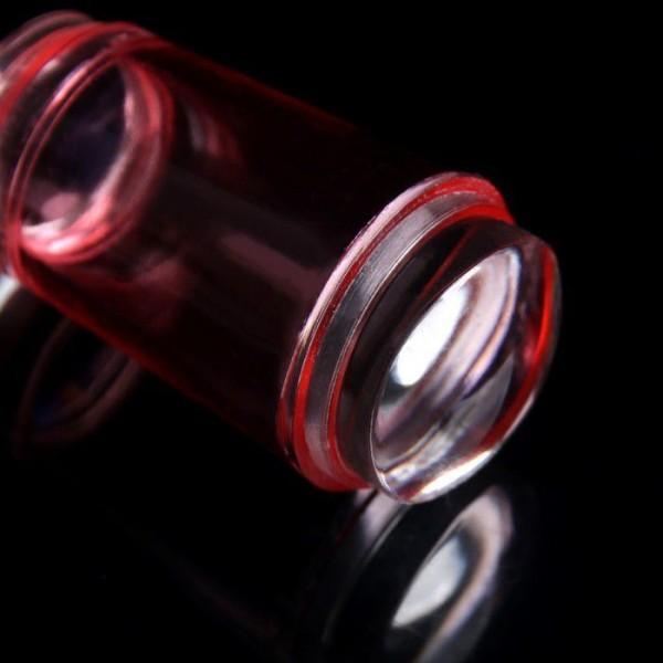 Kit D'estampage D'Art D'ongle recto-verso, kit de vernis, outil de bricolage, ensemble de décoration - Photo n°3