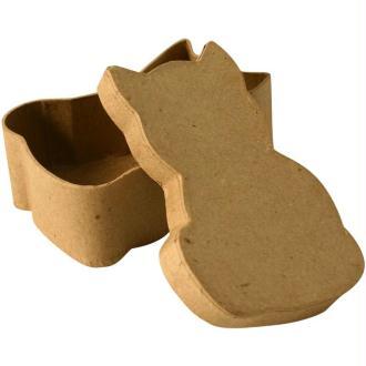 Boîte en carton chat 10,5 cm