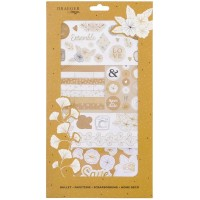 Kit Scrapbooking Stickers et Die cuts - Once Upon a time