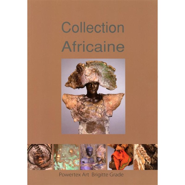 Livre Powertex Collection africaine - Photo n°1