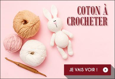 Coton à crocheter