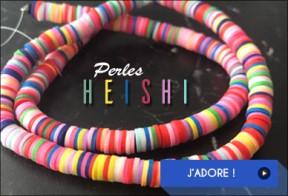 Perles Heishi