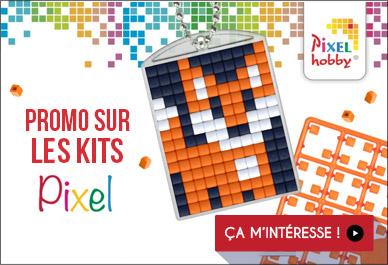 Promo sur les kits Pixels