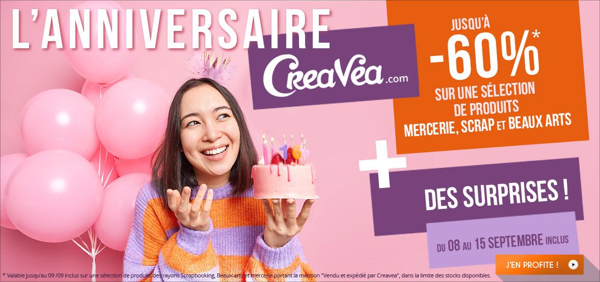 Creavea : promotions