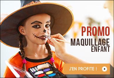 PROMO : Matériel maquillage fête enfant