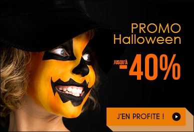Promo Halloween !