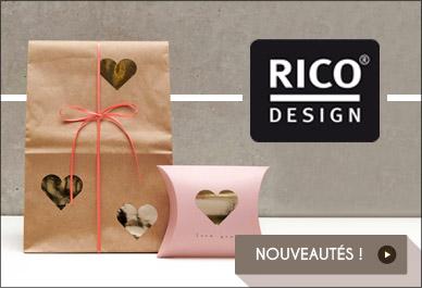 Nouveautés Rico Design